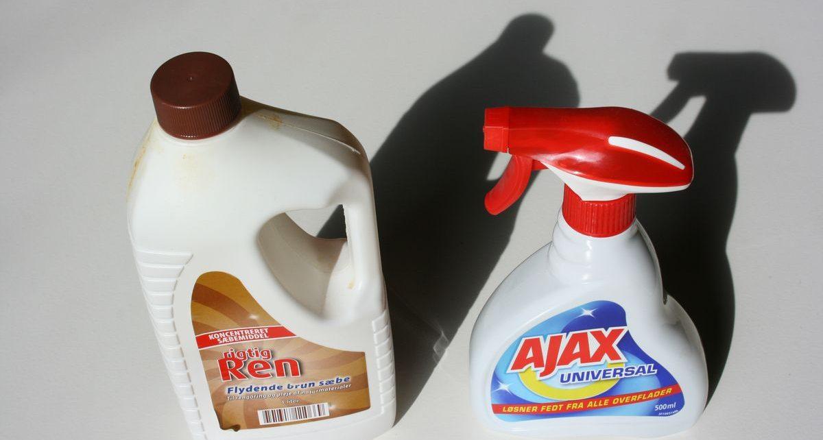 Tilbud på rengøring - spar op til 25%